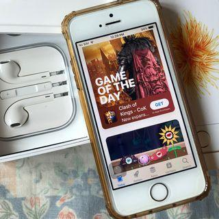Iphone SE EXtreme 128GB. Weekend phone. Seldom use.