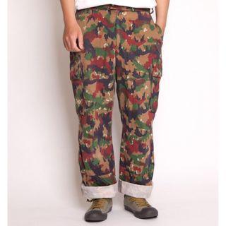 🚚 野戰迷彩褲