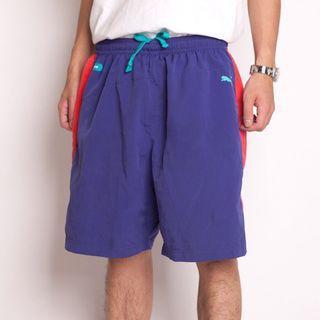 PUMA 紫色短褲