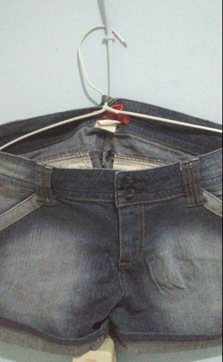 #BAPAU Hotpants