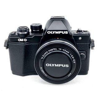 [BMC] New Olympus OM-D E-M10 Mk II M4/3 (16MP) + 14-42mm f3.5-5.6 EZ BK