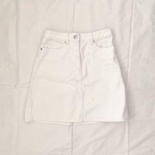 KOOKAI High Waisted A-Line Skirt