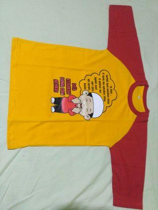 #BAPAU (Kaos anak)