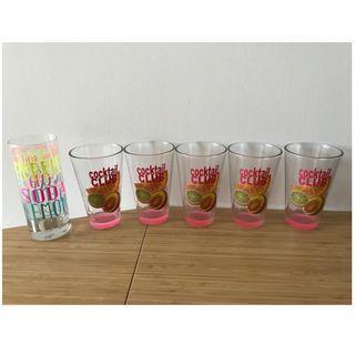 6 Cocktail glasses - Bar - Kitchen