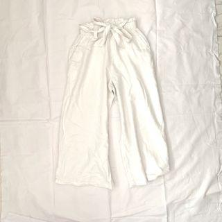 COTTON ON Linen Culotte Pants
