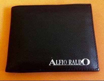 Alfio Raldo : Genuine Leather Mens Wallet