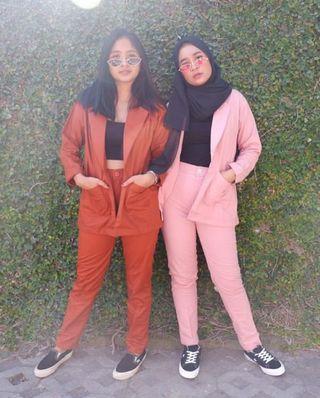 Blazer & Pants