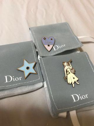 My Lady Dior Bag Charm / Badge