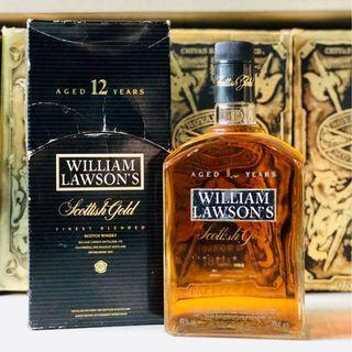 William Lawson 12 Scotch Whisky w Gift Box 700ml