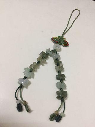 Jade zodiac ornaments