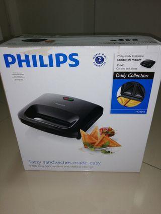 2017 Philips Sandwich Maker