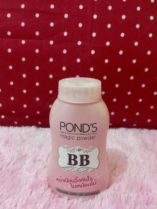 #BAPAU POND BB MAGIC POWDER