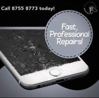 iPhone Screen Crack Repair? Yes Contact Us Now! 8755 8773