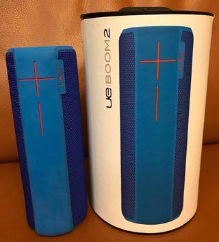 UE Boom 2 Speaker Blue