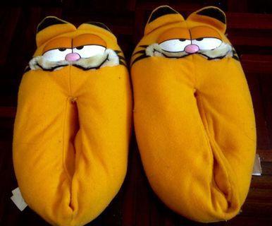 Garfield : Bedroom Slippers