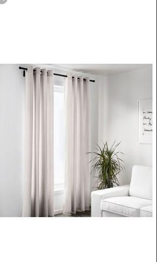 Ikea curtain (145x270)