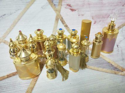 復古香水攜帶瓶