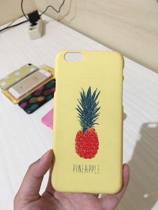iPhone 6/6s Case Pineapple