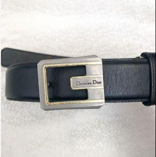 Auth. Christian Dior Vintage Belt