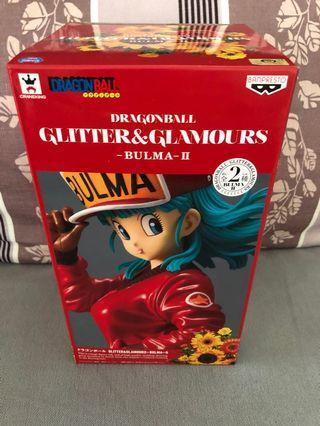 Dragon Ball Glitter & Glamours - BULMA - II