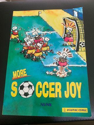 🚚 Soccer book FUNNY