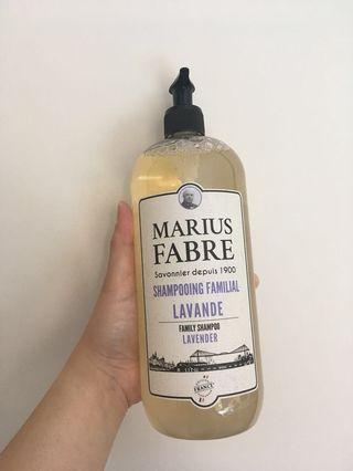 法國Marius Fabre Shampoo (Lavande) 1L