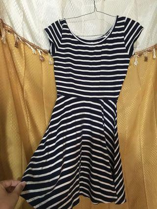 Stripes Dress Two