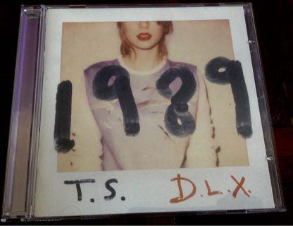 Taylor Swift : 1989 Deluxe Edition (Imported)