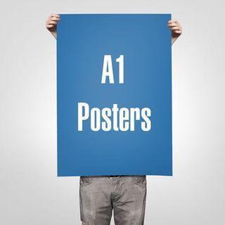 Need FYP Poster Design A0 A1 A2 A3 A4 A5 A6