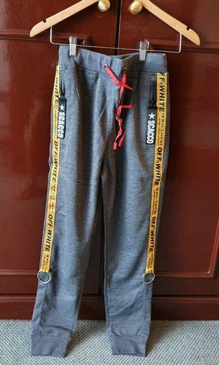 🚚 OFFWHITE sweat pants design 2