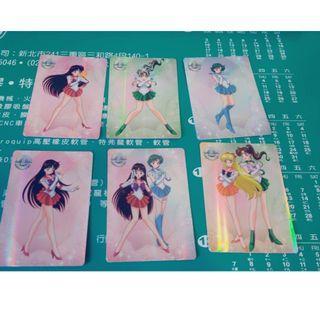 美少女戰士 美戰 銀水晶珍藏卡 特別篇 SP R卡 單張50