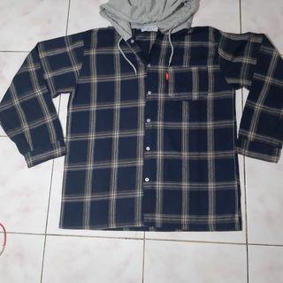 Mirani flanel hoodie