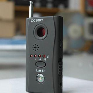 Device pinhole killer detector. Against being spy upon by people with undesired intention! Privacy!! Less