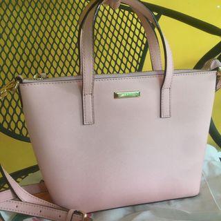 Stella Rossa Pink Bag