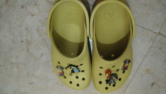 Sendal Crocs ori boy/girl C12&13