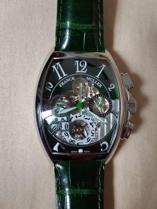 Franck Muller CINTREE CURVEX GRAND DATE Chronograph