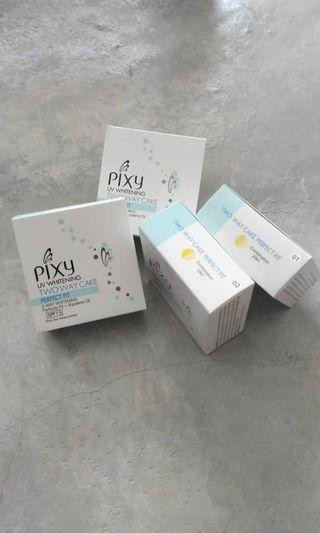 Pixy Two Way 2in1