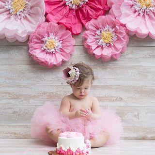 🚚 生日帽 2歲 女寶