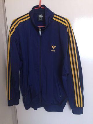 "Adidas ""Three stripe "" jacket"