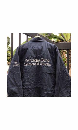 Vintage Mercedes Benz Jacket
