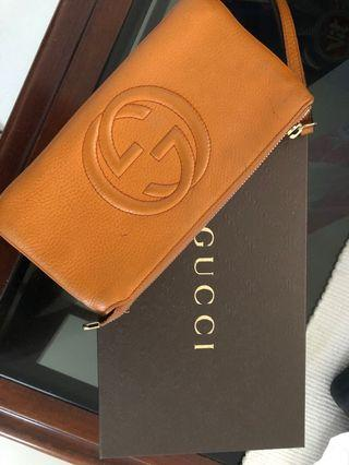 Authentic Gucci woman's wallet