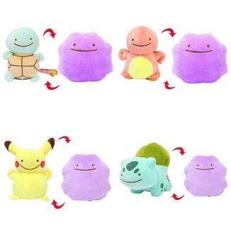Pokemon Transformable Pillows