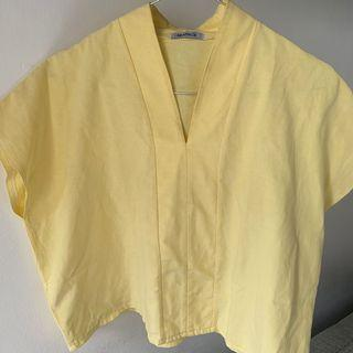 Beatrice Clothing Yellow Blouse