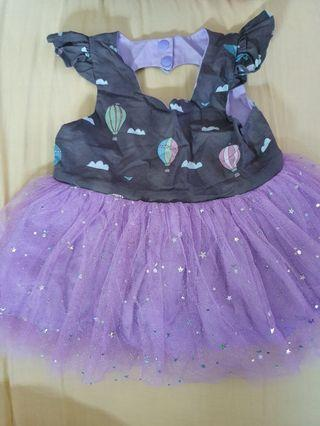 🚚 Baby girl birthday dress 1 year