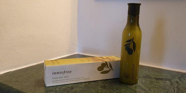 🚚 INNISFREE Olive Real Skin 180ml