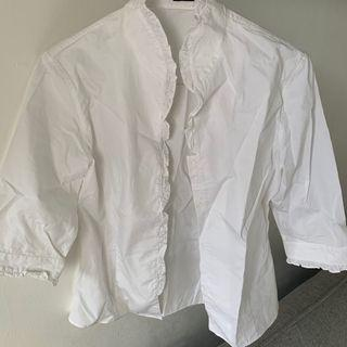 The Executive White Top