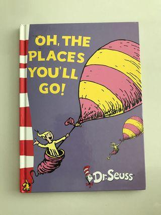 🚚 Dr.Seuss - Oh, The Places You'll Go!