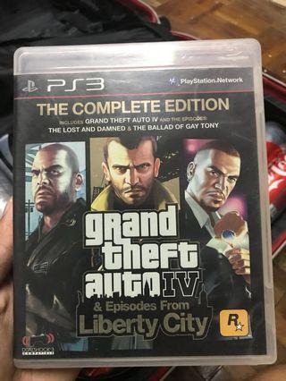 PS3 Gta