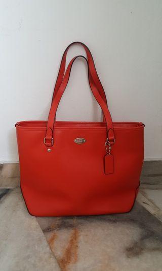 Authentic New Coach Handbag