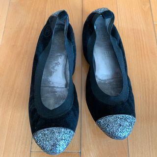Chanel ballerina shoes